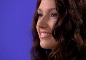 Sophie Vouzelaud dans le Grand Journal De Canal Plus - 12/12/06 - 3