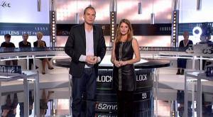 Valérie Amarou dans la Quotidienne Du Cinema - 08/10/10 - 1