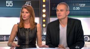 Valérie Amarou dans la Quotidienne Du Cinema - 08/10/10 - 2