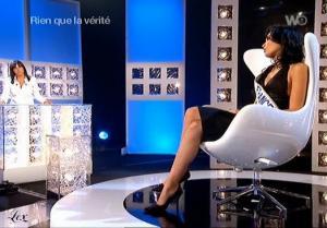 Valérie Bègue dans Rien Que La Verite - 19/01/08 - 1