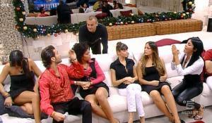 Véronica Ciardi dans Grande Fratello - 21/12/09 - 08