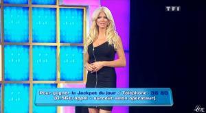 Victoria Silvstedt dans la Roue De La Fortune - 11/12/09 - 2