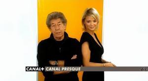 Virginie Efira et Bande Annonce dans Canal Presque - 07/01/09 - 3