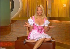 Sonya Kraus dans Talk Talk Talk - 06/10/07 - 3