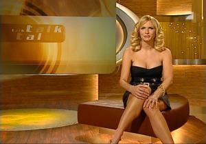 Sonya Kraus dans Talk Talk Talk - 16/02/08 - 6