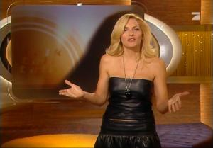 Sonya Kraus dans Talk Talk Talk - 26/01/08 - 1