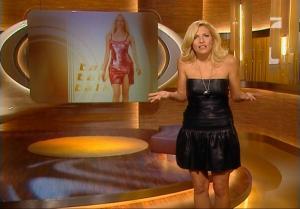 Sonya Kraus dans Talk Talk Talk - 26/01/08 - 3