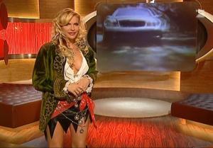 Sonya Kraus dans Talk Talk Talk Fun - 28/10/06 - 1