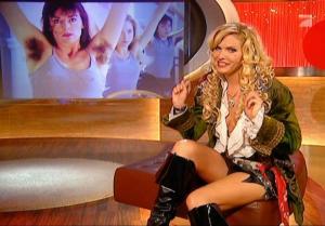 Sonya Kraus dans Talk Talk Talk Fun - 28/10/06 - 3