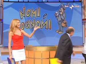 Adriana Volpe dans Mezzogiorno In Famiglia - 28/03/09 - 4