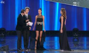 Belen Rodriguez et Elisabetta Canalis dans San Remo - 18/02/11 - 04
