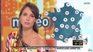 Julia Vignali dans la Matinale - 06/05/11 - 1