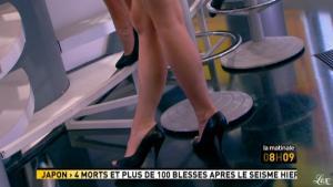 Julia Vignali dans la Matinale - 08/04/11 - 2