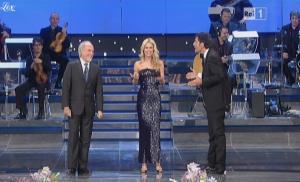Michelle Hunziker dans 51 Premio TV - 20/03/11 - 1