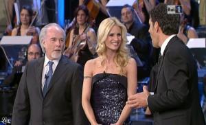 Michelle Hunziker dans 51 Premio TV - 20/03/11 - 2