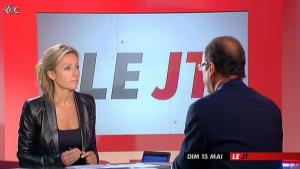 Anne-Sophie Lapix dans Dimanche Plus - 15/05/11 - 04