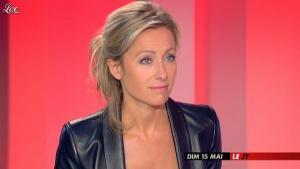 Anne-Sophie Lapix dans Dimanche Plus - 15/05/11 - 05