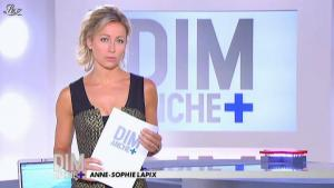 Anne-Sophie Lapix dans Dimanche Plus - 22/05/11 - 02