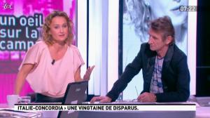 Caroline Roux dans la Matinale - 18/01/12 - 04