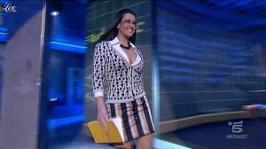 Claudia Ruggeri dans Avanti un Altro - 05/11/11 - 01