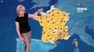 Evelyne Dhéliat à la Météo de 13h - 08/03/12 - 02