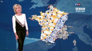Evelyne Dhéliat à la Météo de 20h - 03/04/12 - 02