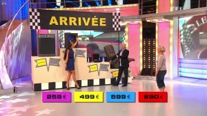 Fanny Veyrac dans le Juste Prix - 07/11/11 - 02