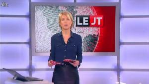 Florence Dauchez dans le JT de Canal Plus - 13/06/12 - 01