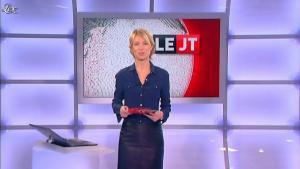 Florence Dauchez dans le JT de Canal Plus - 13/06/12 - 02