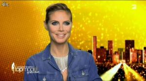 Heidi Klum dans Germany s Next Top Model - 03/05/12 - 01