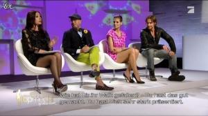 Heidi Klum dans Germany s Next Top Model - 03/05/12 - 10