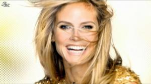 Heidi Klum dans Germany s Next Top Model - 04/03/12 - 01