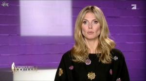 Heidi Klum dans Germany s Next Top Model - 15/03/12 - 02