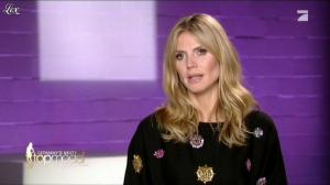 Heidi Klum dans Germany s Next Top Model - 15/03/12 - 06