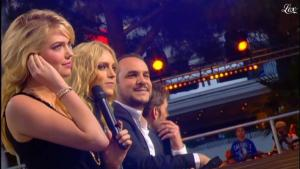 Kate Upton dans le Grand Journal de Canal Plus - 23/05/12 - 02