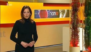 Kristina Zur Mühlen dans Nano - 23/11/11 - 02