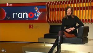 Kristina Zur Mühlen dans Nano - 23/11/11 - 04