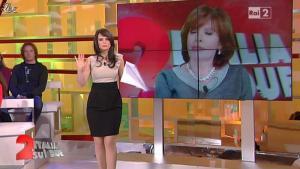 Lorena Bianchetti dans Italia Sul Due - 11/01/12 - 02