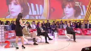 Lorena Bianchetti dans Italia Sul Due - 11/01/12 - 03