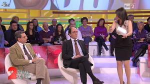 Lorena Bianchetti dans Italia Sul Due - 11/01/12 - 06