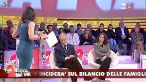 Lorena Bianchetti dans Italia Sul Due - 13/12/11 - 02