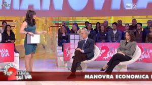Lorena Bianchetti dans Italia Sul Due - 13/12/11 - 03
