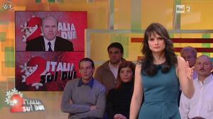 Lorena Bianchetti dans Italia Sul Due - 13/12/11 - 04