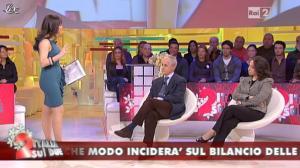 Lorena Bianchetti dans Italia Sul Due - 13/12/11 - 05