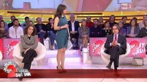 Lorena Bianchetti dans Italia Sul Due - 13/12/11 - 07
