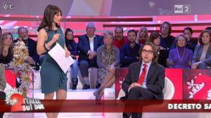Lorena Bianchetti dans Italia Sul Due - 13/12/11 - 09