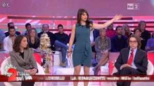 Lorena Bianchetti dans Italia Sul Due - 13/12/11 - 10