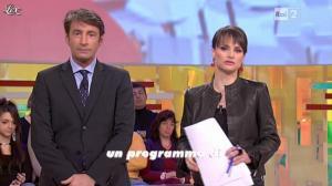 Lorena Bianchetti dans Italia Sul Due - 26/01/12 - 01