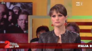 Lorena Bianchetti dans Italia Sul Due - 26/01/12 - 05