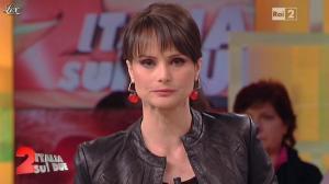 Lorena Bianchetti dans Italia Sul Due - 26/01/12 - 07